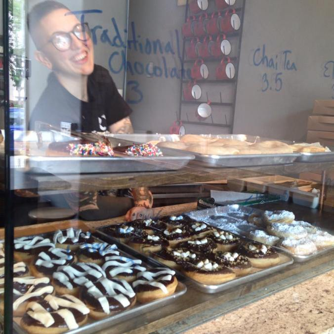 Glory Doughnuts